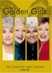 The Golden Girls - The Complete First Season on DVD