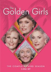 The Golden Girls - The Complete Third Season on DVD