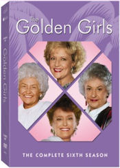 The Golden Girls - The Complete Sixth Season on DVD