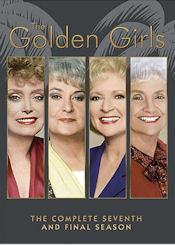 The Golden Girls - The Complete Seventh Season on DVD